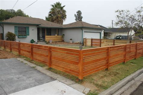 front yard fence styles look what jeff did looking back at what jeff built front yard fence