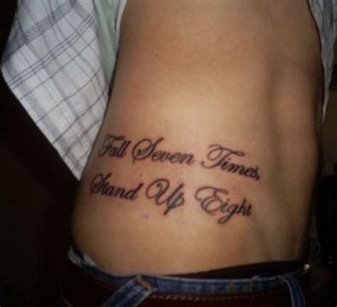 quotes overcoming obstacles tattoo quotesgram