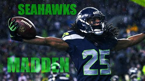 madden  seattle seahawks connected franchise ep