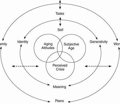 Span Development Perspective Midlife Psychosocial Developmental Diagram