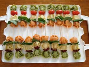 Cold Finger Food Ideas Baby Shower