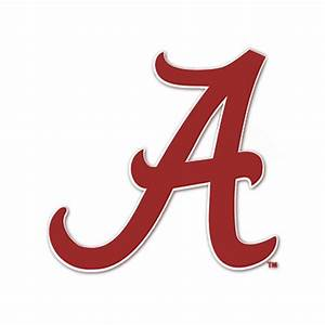 10321249 Alabama Decal Script A | University of Alabama ...