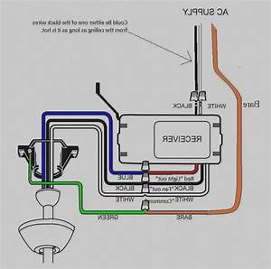 Hunter Ceiling Fan Wiring Diagram With Remote Control Collection