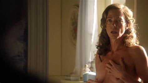 Allison Janney Nue Dans Masters Of Sex