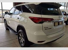 2017 Toyota Fortuner New Fortuner 24GD 6 RB 6AT For Sale
