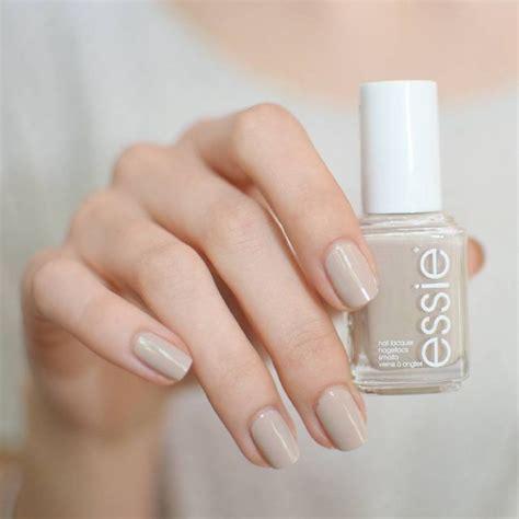 seductive power  soft sandy beige nail polish