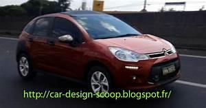 C3 Phase 2 : car design scoop scoop et dernieres infos automobile scoop future citroen c3 restyling ~ Medecine-chirurgie-esthetiques.com Avis de Voitures