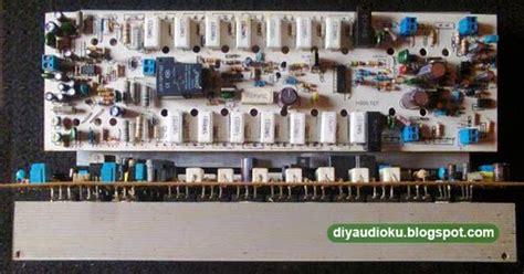diy audio elektronika kit apex h900 tef power lifier untuk lapangan