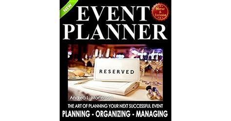 event planner  art  planning   successful