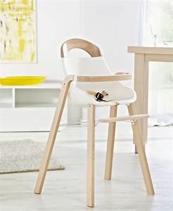 Chaise Haute Bébé Design : chaise haute phoenix lawalu milk le magazine de mode enfant ~ Teatrodelosmanantiales.com Idées de Décoration