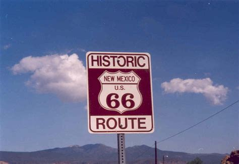 Pictures Of Route 66 File Route66 Sign Jpg