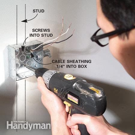How Install Surface Mounted Wiring Conduit