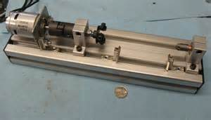 Pdf Miniature Homemade Lathe Plans Free