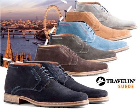 Travelin' London Suede Of Leren Schoenen