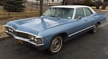 1967 Chevrolet Impala Stock # 67CHEVYIMPALA for sale near ...
