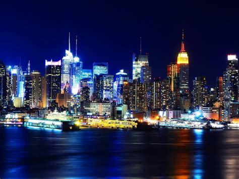york city night lights hd  wallpaperscom