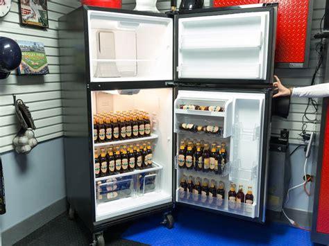 fridge for garage gladiator garageworks refrigerator freezer ppi