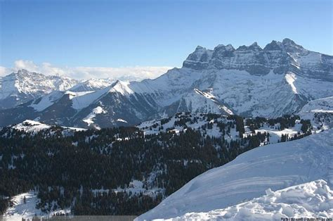 domaine skiable les portes du soleil travelski