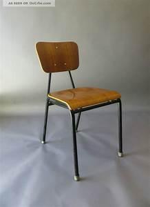 Vintage Stuhl Weiß : vintage danish werkstatt stuhl industrie design fabrik ~ Lateststills.com Haus und Dekorationen