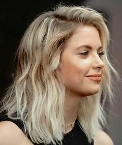Quelle Couleur Faire Sur Des Meches Blondes : faire une coloration blonde sur des meches blondes coiffures de mode moderne ~ Melissatoandfro.com Idées de Décoration
