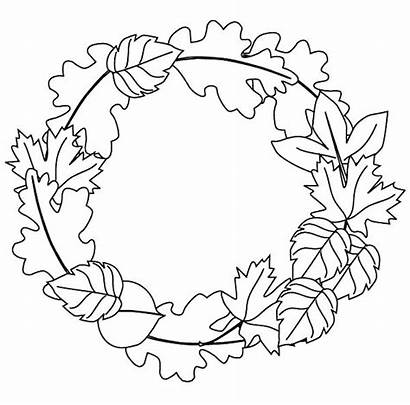 Autumn Coloring Pages Adult Printable Fall Adults