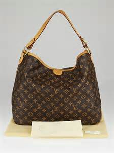 louis vuitton monogram canvas delightful mm bag yoogis