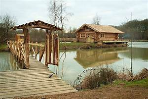 Luxury Log cabin holiday - at the Best Log Cabin in the UK