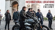 """Mission: Impossible - Fallout (2018) - """"International ..."""