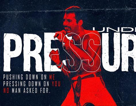 Under Pressure - Desktop and Mobile on Behance