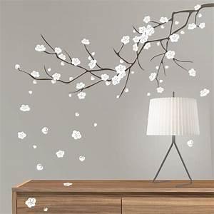 Vinilos decorativos árbol almendro dolcevinilo es