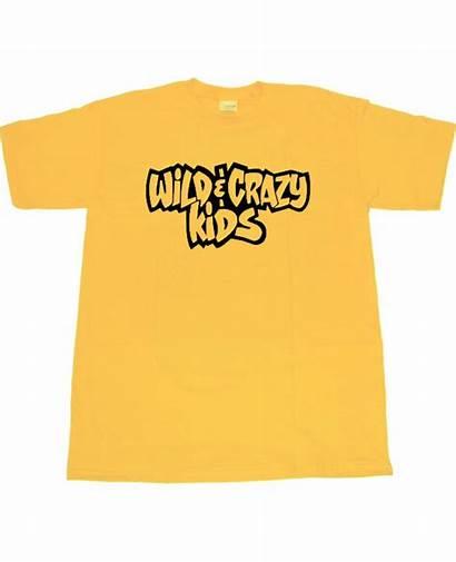 Yellow Crazy Wild