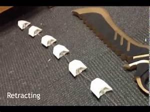Ivy snake sword mockup test - YouTube