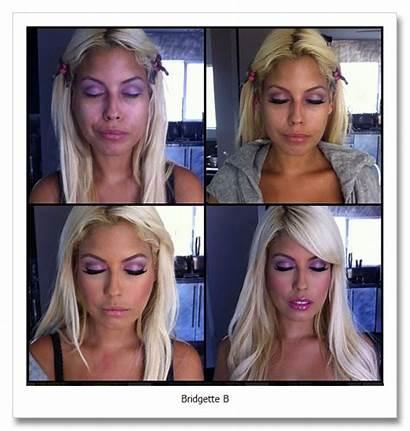 Makeup Without Bridgette Pornstars
