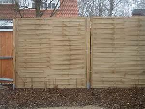 Garten Sichtschutz Holz : holzterrassen sichtschutz und verschiedenes holzpalisaden von koch garten und landschaftsbau ~ Whattoseeinmadrid.com Haus und Dekorationen