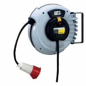 Enrouleur Electrique Automatique : enrouleurs de c ble rappel automatique triphas otmt ~ Edinachiropracticcenter.com Idées de Décoration