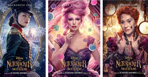 eugenio derbez in nutcracker see the character posters of disney s upcoming the