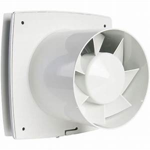 Extracteur D Air Hygroréglable : extracteur d 39 air temporis d tection humidit 125 mm ~ Dailycaller-alerts.com Idées de Décoration