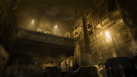 Deus Ex Human Revolution Concept Art Hd Youtube