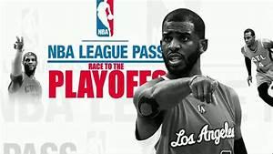 NBA TV League Pass TV Spot, 'Race to the Playoffs' - iSpot.tv