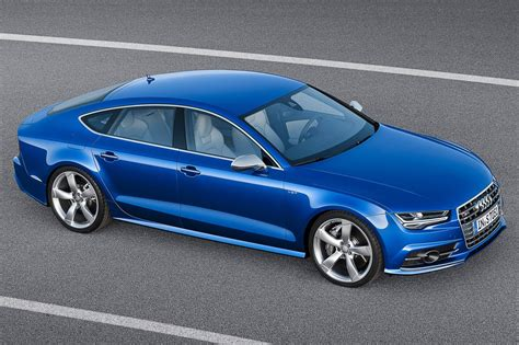 2016 Audi S7 Pricing & Features