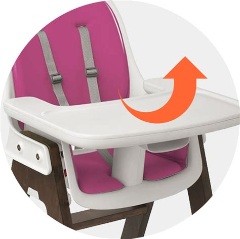 Oxo Tot Sprout Highchair Taupewalnut by Oxo Tot Sprout High Chair In Taupe Walnut