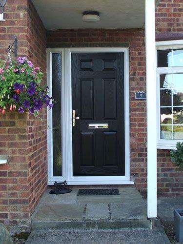 panel composite front door  black composite front door double doors exterior front door