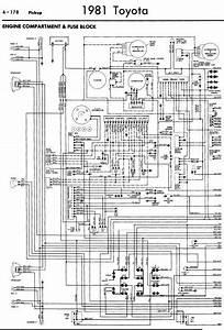 1991 Toyota Truck Wiring Diagram Manual Original