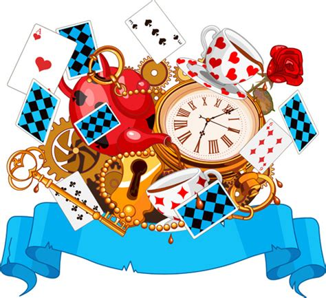 playing cards images   vector