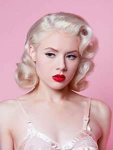 1950's Pinup Makeup Tutorial