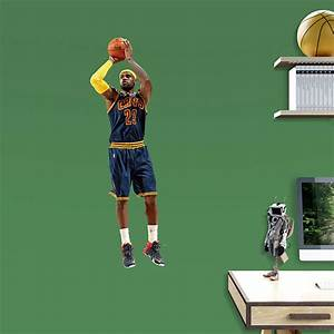 lebron james fathead jr wall decal shop fatheadr for With fathead wall decals