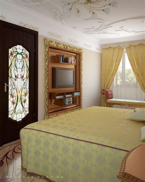 Дизайнпроект интерьера спальни  альбом Дизайн спальни