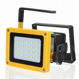 Spot lights flood new w led portable