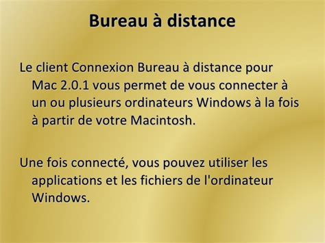 telecharger connexion bureau à distance windows 7 contrôle d 39 un ordinateur à distance
