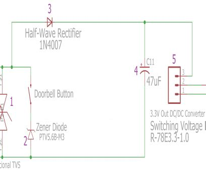 brilliant doorbell wiring diagram    tone tastic